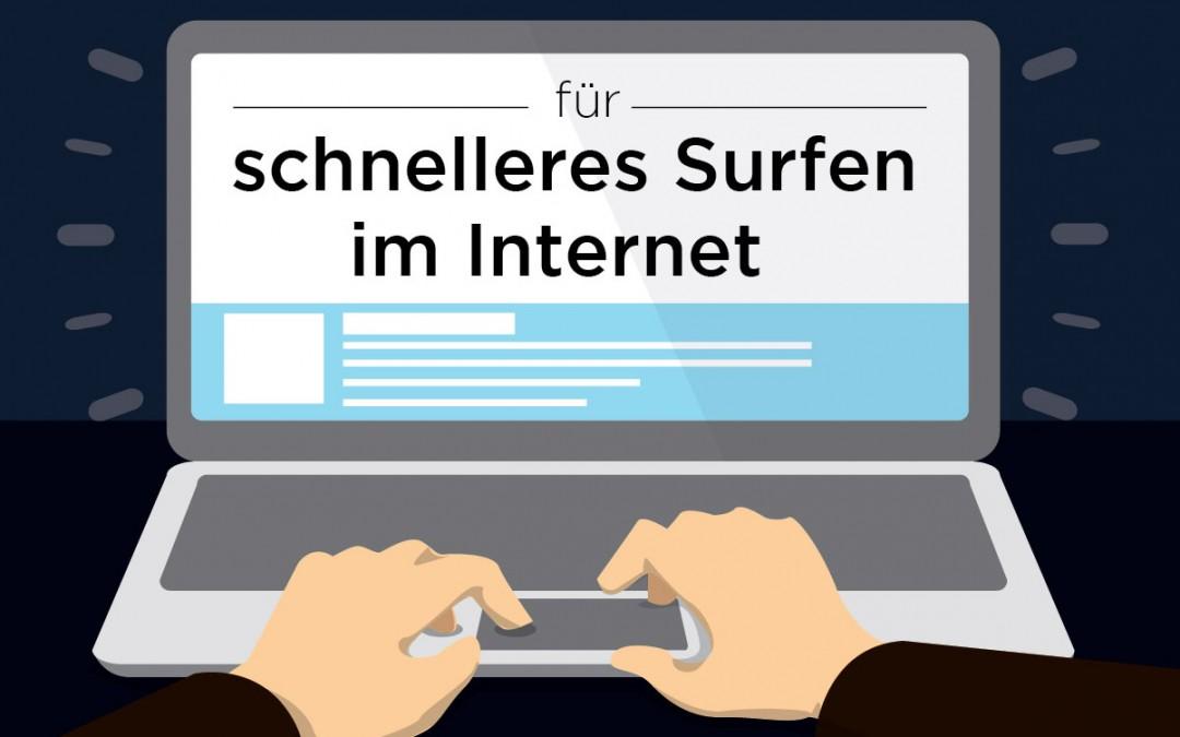 15 Tastentricks für schnelleres Surfen im Internet