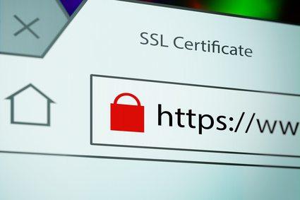 10 % der wichtigsten Seiten wird das SSL-Zertifikat entzogen