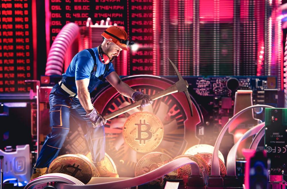 Bitcoin-Mining-Chip: Intel beantragt Patent